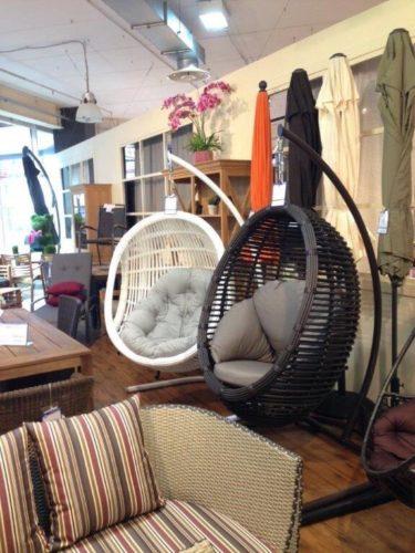 подвесные кресла от RAMMUS фото