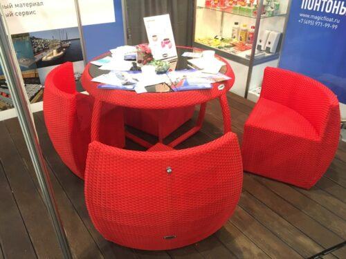 фабрика мебели RAMMUS на выставке ПИР ЭКСПО 2016