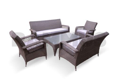 Мебель из экоротанга rammus