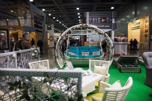 выставка дом и сад moscow garden show видео отчет 10