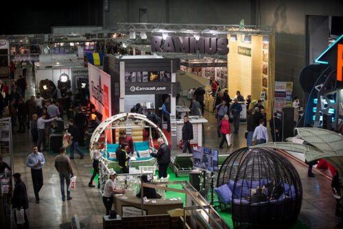 выставка дом и сад moscow garden show видео отчет 6