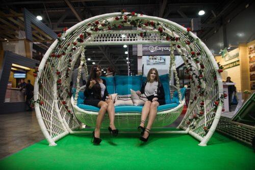 выставка дом и сад moscow garden show видео отчет 7