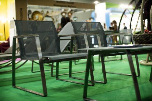 кресла из нержавеющей стали фото