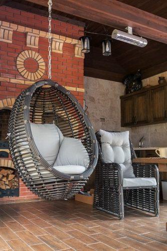 подвсное кресло БЛИСС фото