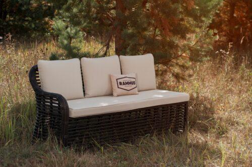 модуль садового дивана БЛИСС фото
